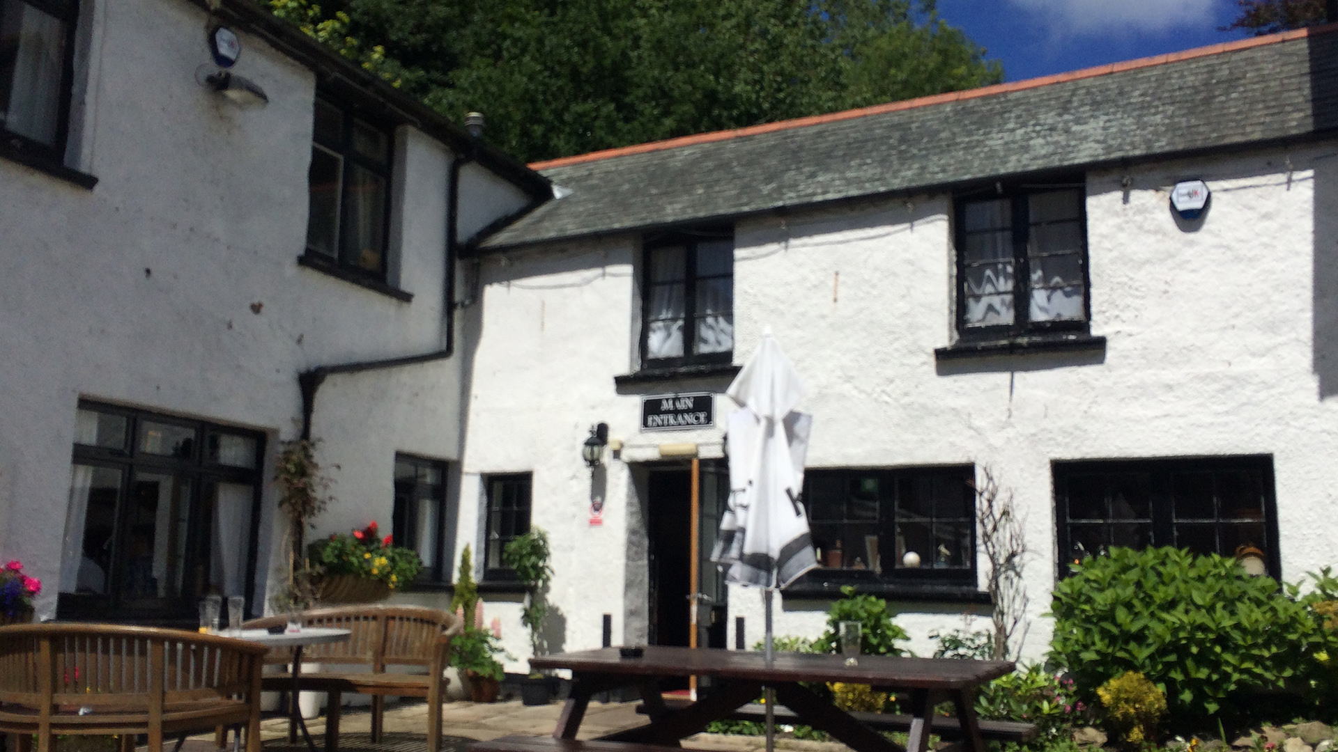 The Muddiford Inn